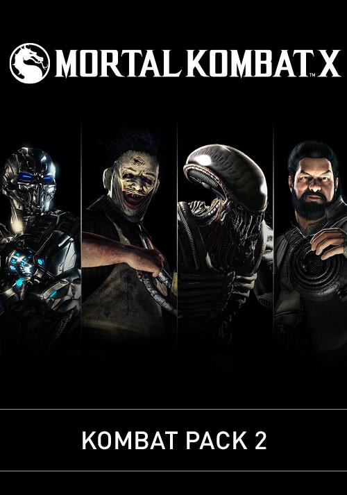 Mortal Kombat X Kombat Pack 2 - Cover / Packshot