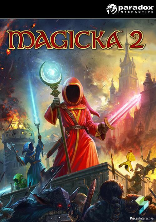 Magicka 2 - Cover / Packshot