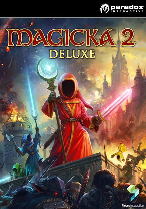 Magicka 2 - Deluxe Edition - Cover