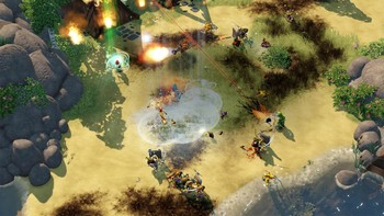 Screenshot2 - Magicka 2 - Deluxe Edition