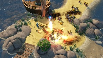 Screenshot1 - Magicka 2 - Deluxe Edition