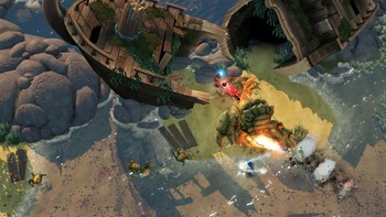 Screenshot5 - Magicka 2 - Deluxe Edition