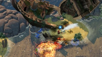 Screenshot3 - Magicka 2 - Deluxe Edition