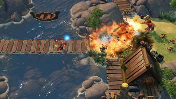 Screenshot4 - Magicka 2 - Deluxe Edition