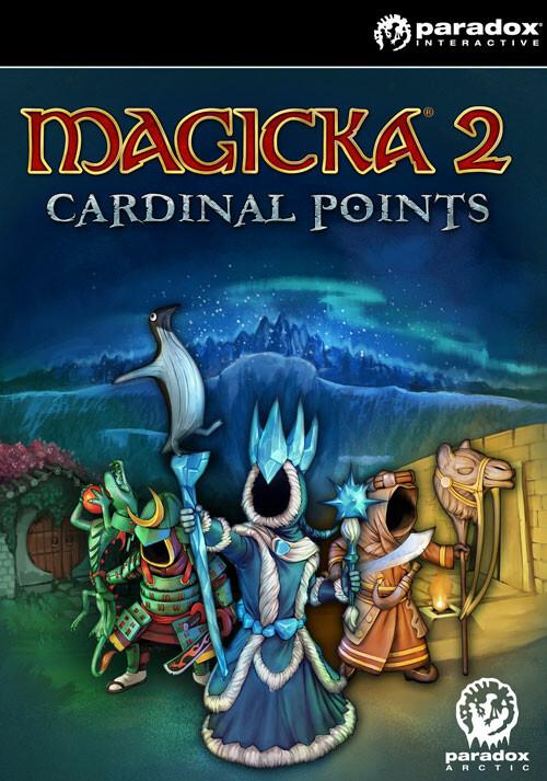 Magicka 2: Cardinal Points Superpack DLC - Cover / Packshot