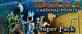 Magicka 2: Cardinal Points Superpack DLC