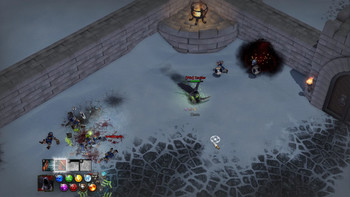 Screenshot2 - Magicka 2: Ice, Death and Fury DLC