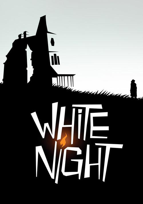 White Night - Cover