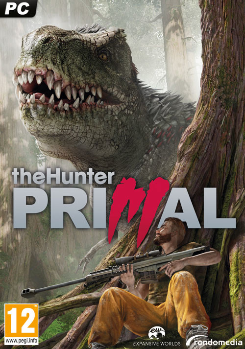 theHunter: Primal - Cover