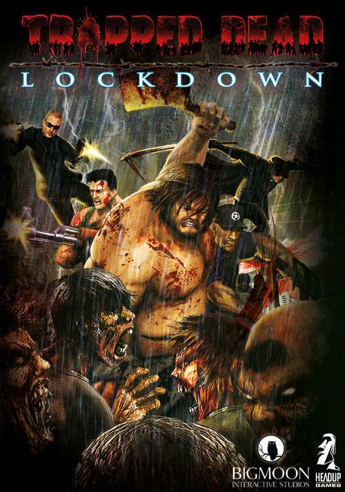 Trapped Dead: Lockdown - Cover / Packshot