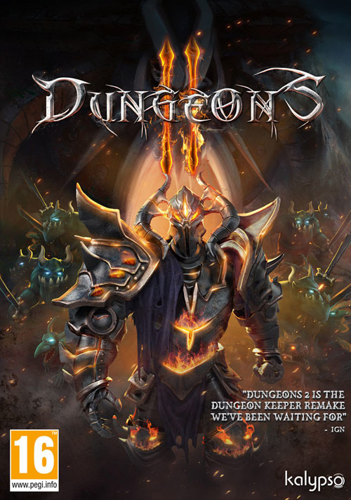 Dungeons 2 - Cover / Packshot