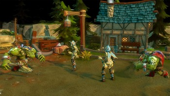 Screenshot6 - Dungeons 2