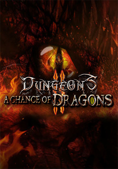 Dungeons 2: A Chance Of Dragons DLC - Cover