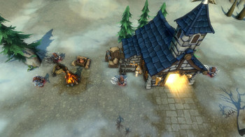 Screenshot1 - Dungeons 2: A Chance Of Dragons DLC
