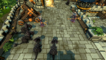 Screenshot2 - Dungeons 2: A Chance Of Dragons DLC