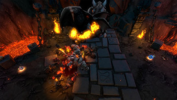 Screenshot3 - Dungeons 2: A Chance Of Dragons DLC