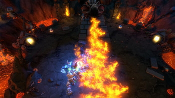 Screenshot4 - Dungeons 2: A Chance Of Dragons DLC