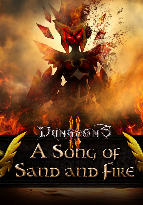 Dungeons 2: A Song of Sand and Fire DLC - Cover