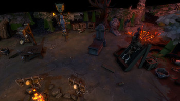 Screenshot1 - Dungeons 2: A Song of Sand and Fire DLC