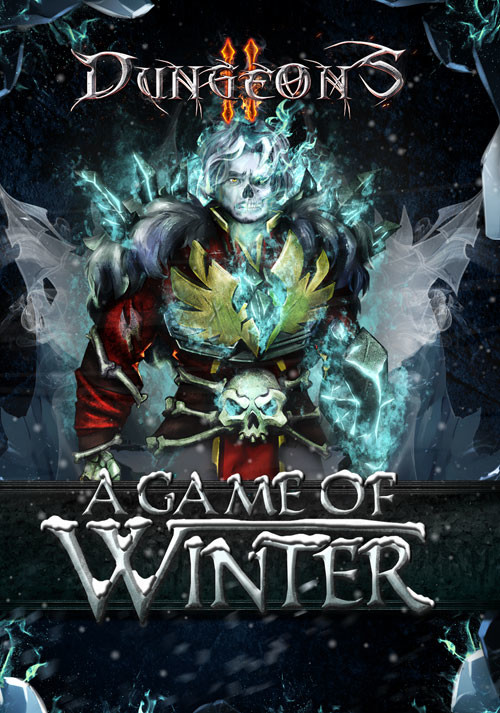 Dungeons 2: A Game of Winter DLC - Cover