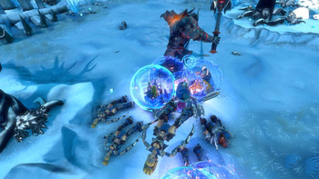 Screenshot6 - Dungeons 2: A Game of Winter DLC