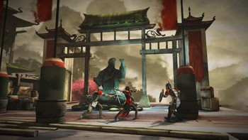 Screenshot2 - Assassin's Creed Chronicles: China