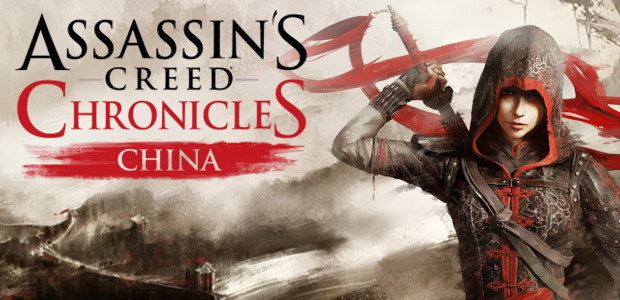 Assassin's Creed Chronicles: China - Cover / Packshot
