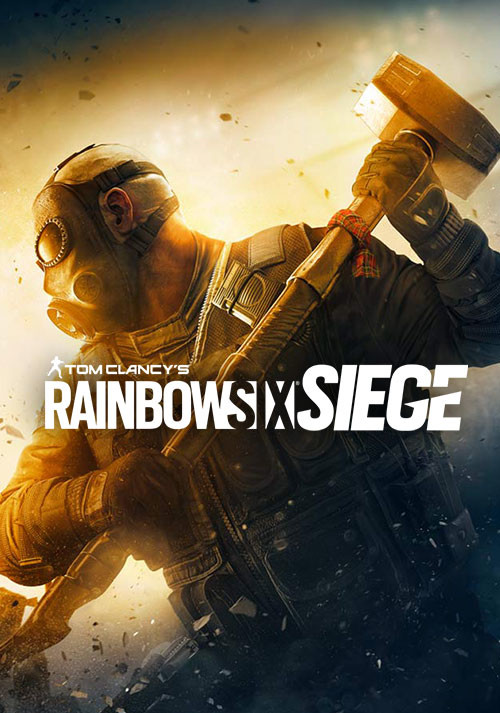 Tom Clancy's Rainbow Six Siege - Cover / Packshot