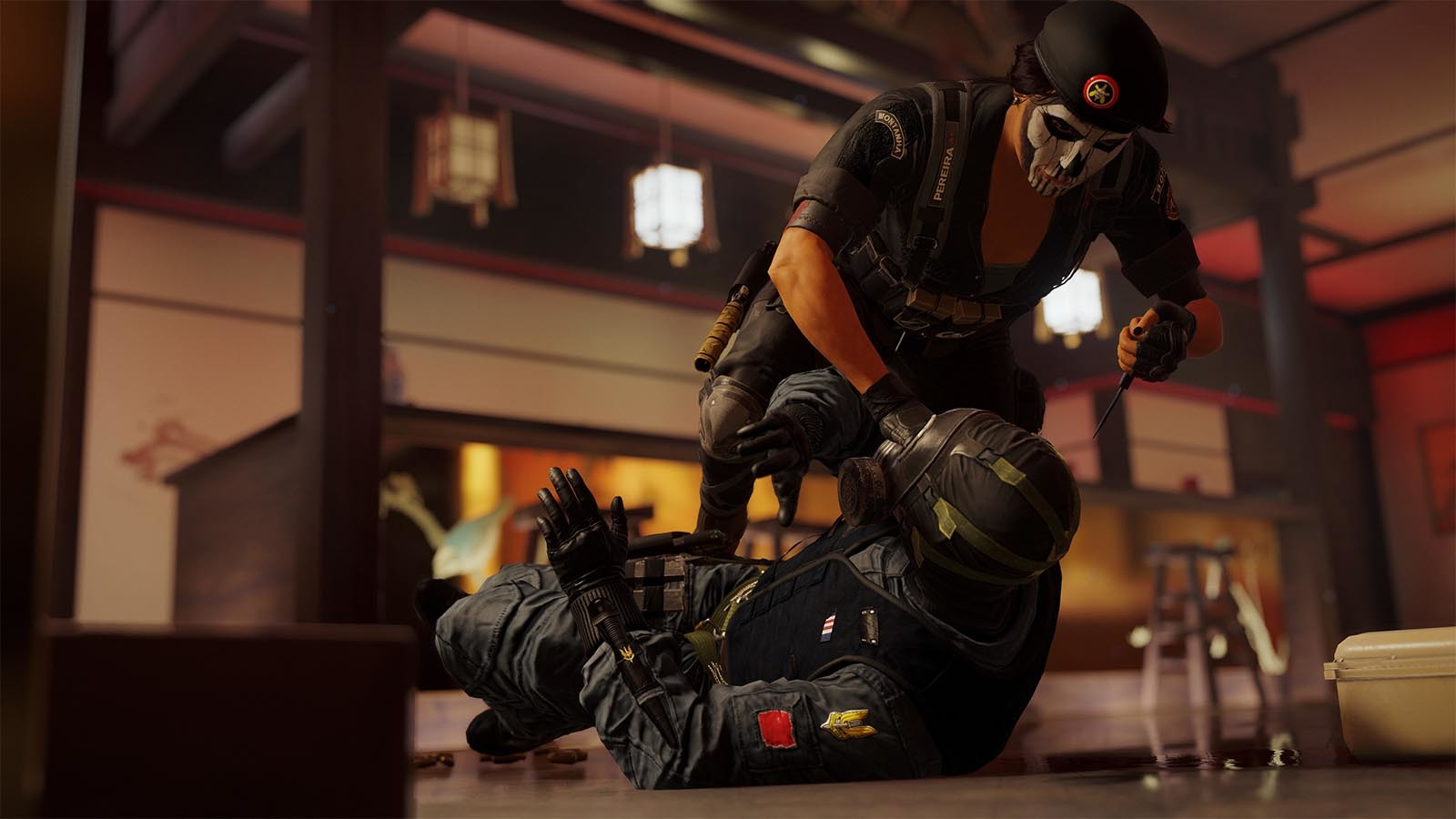 rainbow six siege advanced edition features
