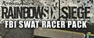 Tom Clancy's Rainbow Six Siege - FBI SWAT Racer Pack