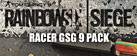 Tom Clancy's Rainbow Six Siege - Racer GSG 9 Pack