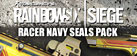Tom Clancy's Rainbow Six Siege - Racer Navy SEALS Pack