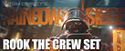 Tom Clancy's Rainbow Six Siege - Rook The Crew Set