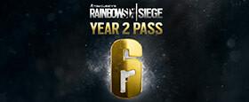 Tom Clancy's Rainbow Six Siege - Year 2 Pass