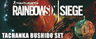 Tom Clancy's Rainbow Six Siege: Tachanka Bushido Set