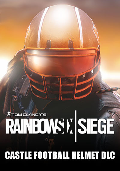 Tom Clancy's Rainbow Six Siege - Castle Football Helmet DLC - Packshot