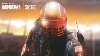 Screenshot1 - Tom Clancy's Rainbow Six Siege - Castle Football Helmet DLC