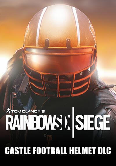 Tom Clancy's Rainbow Six Siege - Castle Football Helmet DLC - Packshot