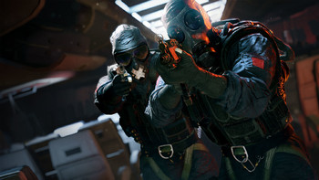 Screenshot5 - Tom Clancy's Rainbow Six Siege - Castle Football Helmet DLC