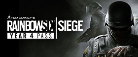 Tom Clancy's Rainbow Six Siege - Year 4 Pass
