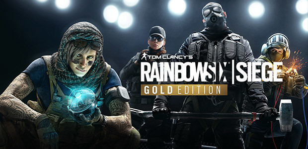 Tom Clancy's Rainbow Six Siege - Gold Edition