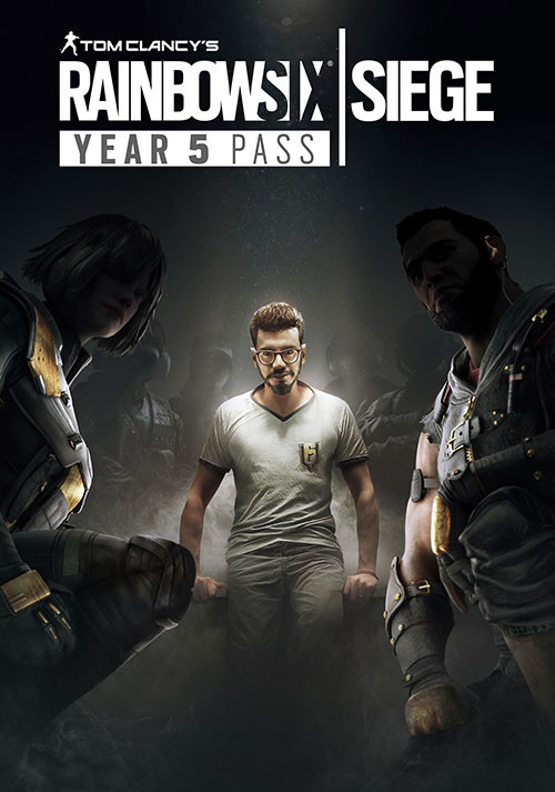 Tom Clancy's Rainbow Six Siege - Year 5 Pass - Cover / Packshot