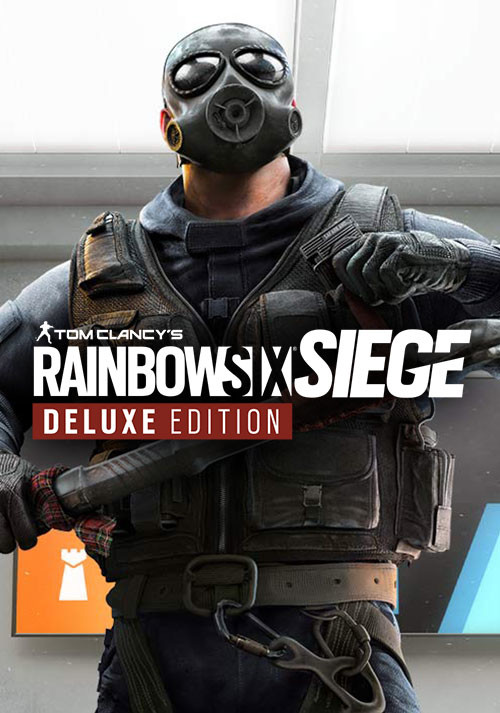 Tom Clancy's Rainbow Six Siege - Deluxe Edition - Cover / Packshot