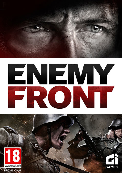 Enemy Front - Cover