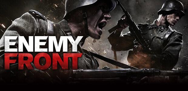 Enemy Front - Cover / Packshot