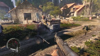 Screenshot1 - Enemy Front