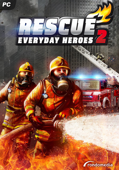 RESCUE 2: Everyday Heroes - Cover / Packshot