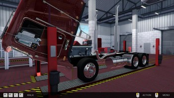 Screenshot1 - Truck Mechanic Simulator 2015