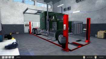 Screenshot9 - Truck Mechanic Simulator 2015
