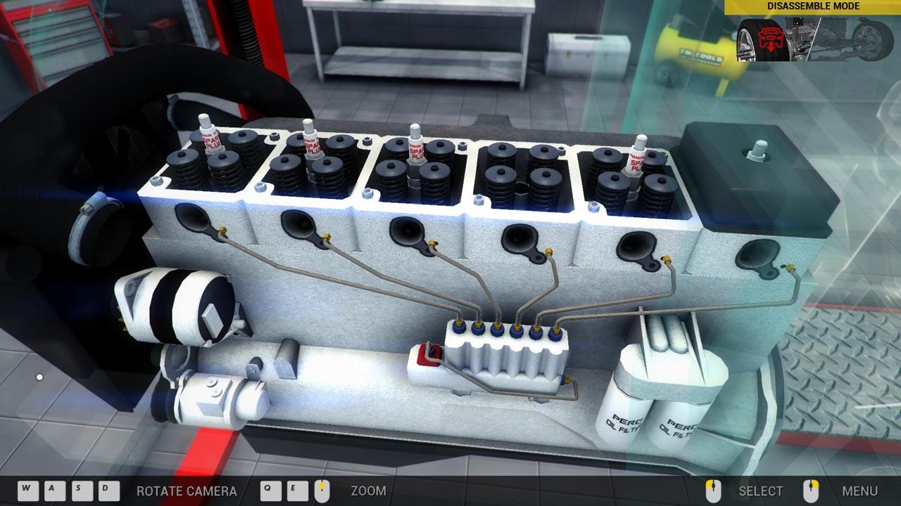 Truck Mechanic Simulator 2015 Steam Cd Key For Pc Buy Now